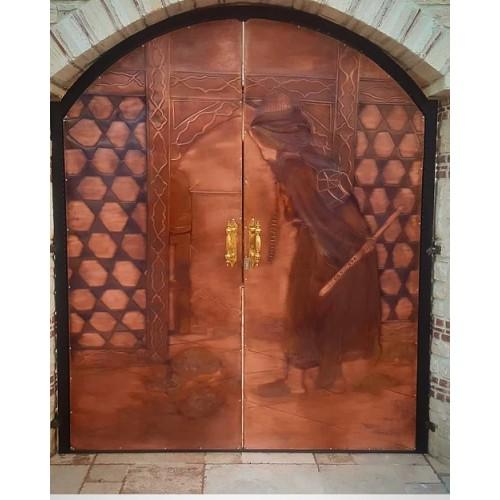 Bakır kapı