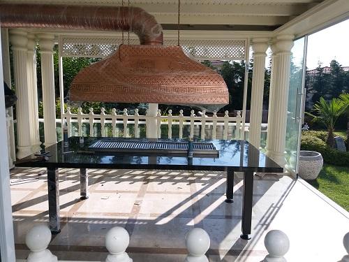 mangallı masa